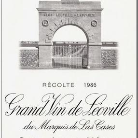 Grand Vin de Léoville du Marquis Las Cases, Saint-Julien