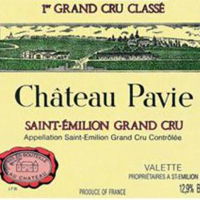 Château Pavie, Saint-Émilion Grand Cru