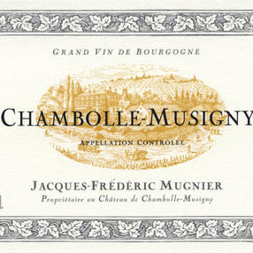 Chambolle-Musigny, Domaine Jacques Frédéric Mugnier