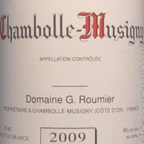 Chambolle-Musigny, Domaine G.Roumier