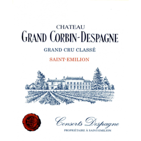 Château Grand Corbin-Despagne, Saint-Émilion Grand Cru