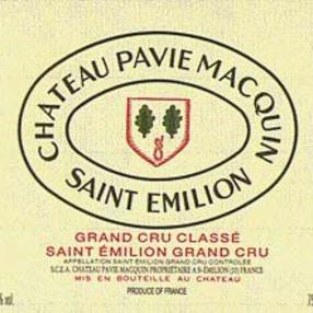 Château Pavie Macquin, Saint-Émilion Grand Cru